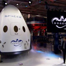 SpaceX ������� �������� ��� �������� ����������� �� ���