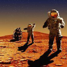 NASA: Для колонизации Марса США необходимо объединиться c Россией и Китаем