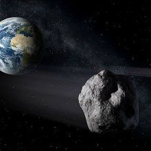 Ученые: 8 июня с Землей сблизится 325-метровый астероид «Антихрист»