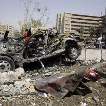 Более 40 человек погибли в результате взрыва в Багдаде