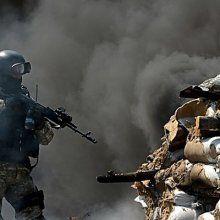 Силовики обстреливают Славянск из тяжёлых орудий