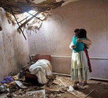 Славянск: Сколько людей осталось в городе и о чём они просят Бога