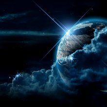 Ученые: Земля и ее спутник на 60 млн лет старше, чем предпологалось