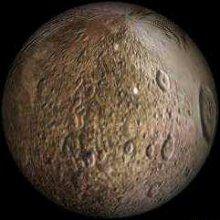 В недрах спутника Плутона найдена вода учёными НАСА