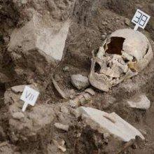В Мексике обнаружили массовое захоронение с восьмью телами