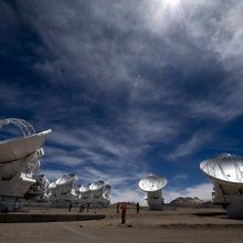 В Чили построили самый большой в мире телескоп
