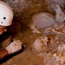 На Урале найдены останки древнейшего человека