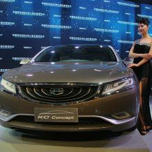 Geely ��������� � ������� ������ ����������