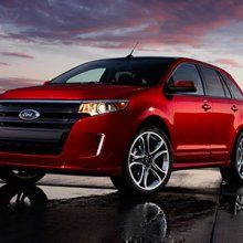 Новое поколение Ford Edge представлено официально