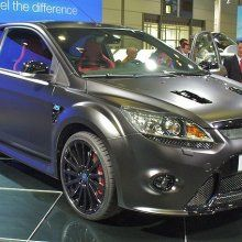 ����� ��������� �� Mustang ������� ������� Ford Focus RS