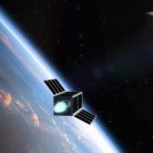 Украинцы вывели свой первый наноспутник на орбиту Земли