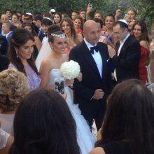 На свадьбе дочери игоря крутого