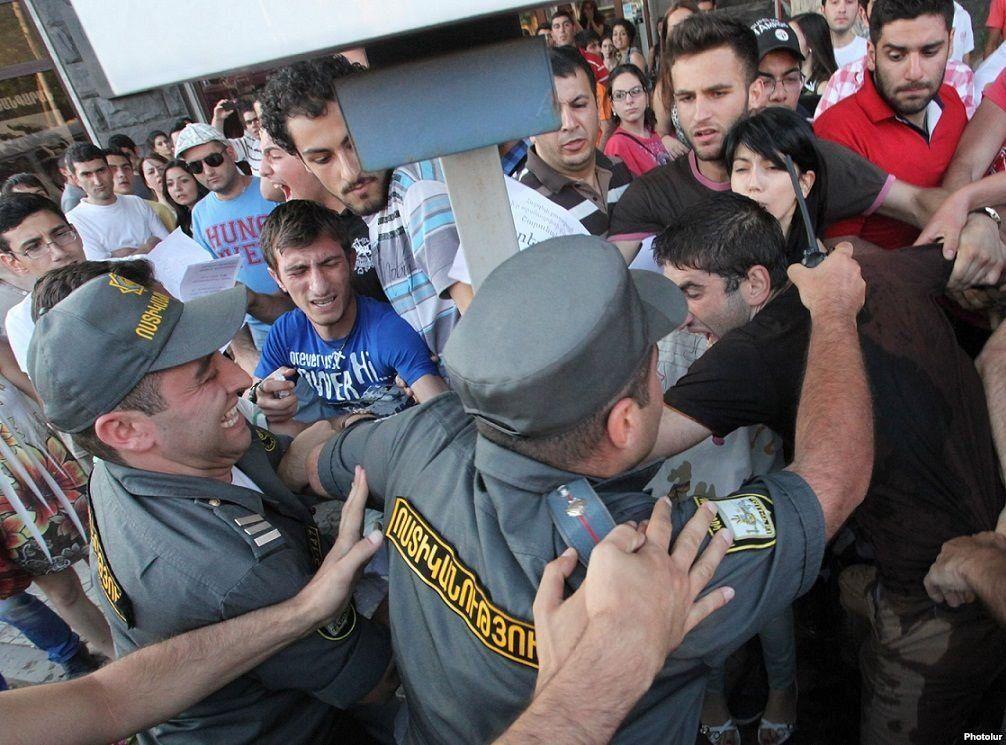 02 милиция армения новости спанутюн