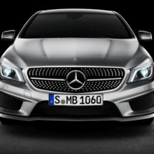 Mercedes-Benz ���������� ���������� ������ ������ CLA Shooting Brake