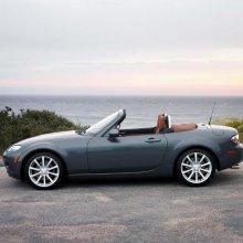 Премьера новой модели Mazda MX-5 состоится 4 сентября