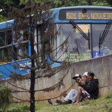 При обрушении эстакады в Бразилии скончались два человека