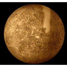 Ученые: Меркурий мог родиться при ударе двух протопланет