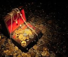 В Великобритании найден клад с древних времён