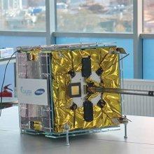Частный спутник DX1 был выведен на целевую орбиту