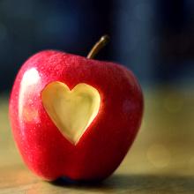 Учёные: Яблоки снизят вероятность инфаркта