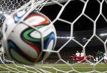 ЧМ-2014: В матче Аргентина-Бразилия счет по-прежнему остается 0:0
