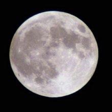 11 августа Луна будет максимально близко к Земле