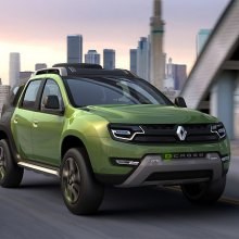� 2017 ���� �������� ����� Renault Duster