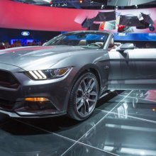 � 14 ���� Ford Mustang 2015 ������������ � �������� ������������