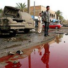 В Багдаде террористы погубили 25 женщин