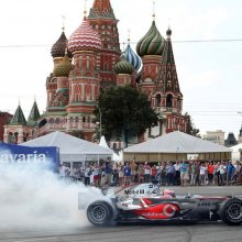� ������ ����������� ������� Moscow City Racing