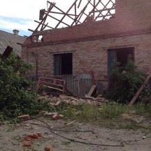 В результате артобстрела донецкого пригорода погибли 12 человек
