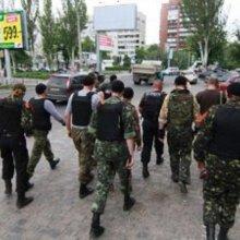 Артиллерийские выстрелы слышны в центре Донецка, город опустел