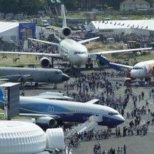 В Фарнборо открывается авиакосмический салон