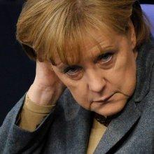 Пользователи Facebook сравнивают Меркель с Риббентропом