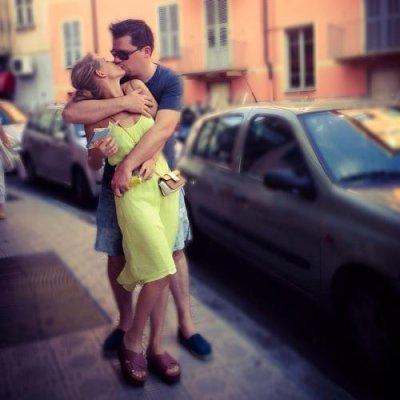 Кристина Асмус поделилась интимным фото с мужем