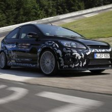 ���������� �������  Ford Focus RS � ������������