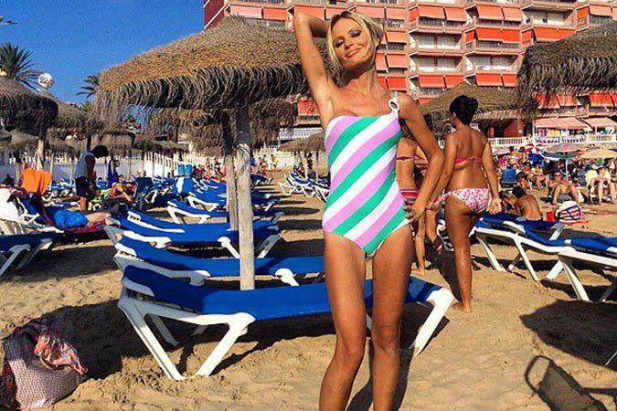Дана борисова как похудела на 30