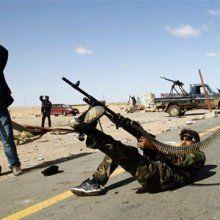 Вчера около аэропорта Триполи в Ливии погибли более 20 человек