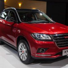 ����� �������� � ������� Haval H1 �� Great Wall