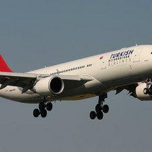 ������� �Turkish Airlines� �������� ���������� ������� ��-�� �������� � ������ ����������