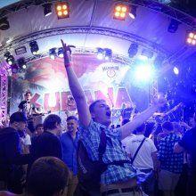 Рок-фестиваль KUBANA скоро начнётся в Краснодарском крае