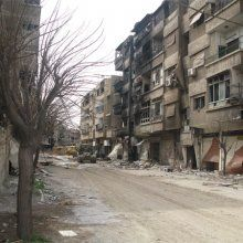 33 наемника-исламиста уничтожены сирийскими войсками около Дамаска