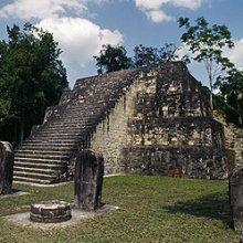 В джунглях Мексики обнаружены два 3000-летних города