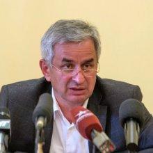 На выборах Абхазии победил лидер майских протестов Рауль Хаджимба