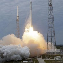 SpaceX отменил запуск ракеты Falcon