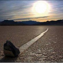 Разгадан секрет блуждающих камней Долины Смерти