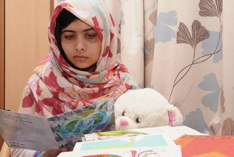 Малале Юсафзай вернули слух