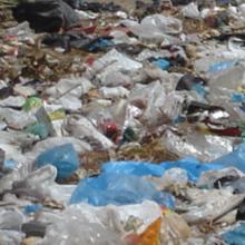 На Украине будут производить газ и бензин из пластиковых пакетов