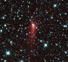 Телескоп Spitzer запечатлел следы масштабной космической катастрофы