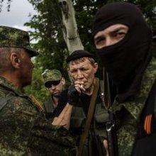 Ополченцы ДНР вернули 15 украинских солдат без обмена